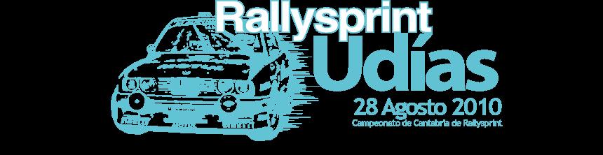 Rallysprint de Udías - Web Oficial