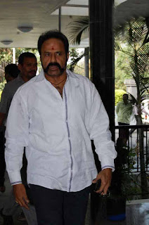 Balakrishna At Basavatarakam Hospital