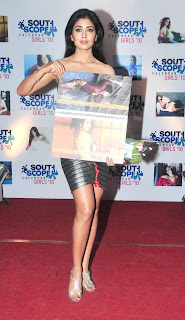 Shriya Sharan at South Scope Calendar Launch