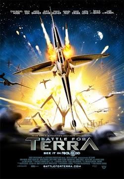Cuộc Chiến Ở Hành Tinh Terra - Battle For Terra (2007) Poster
