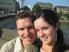 Paul & Shari in Paris