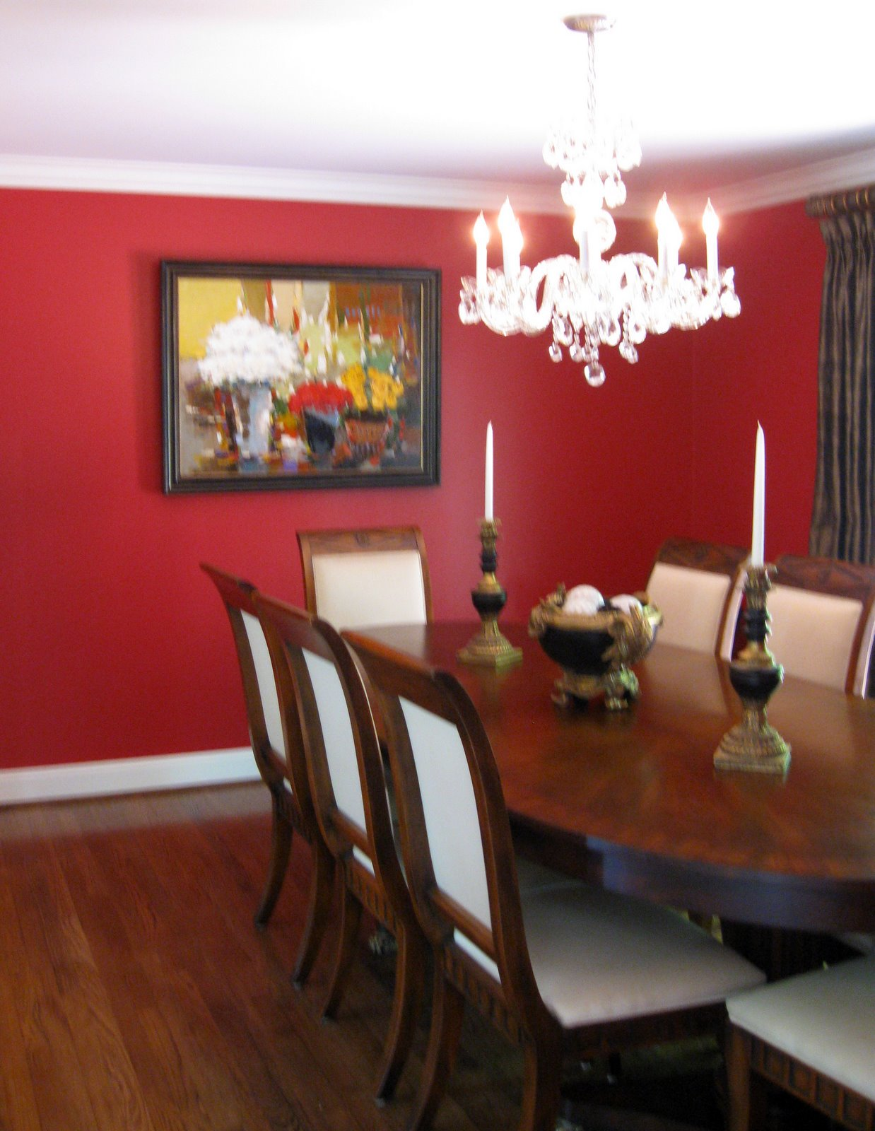 A Dining Room Update Posted By Victoria Dreste