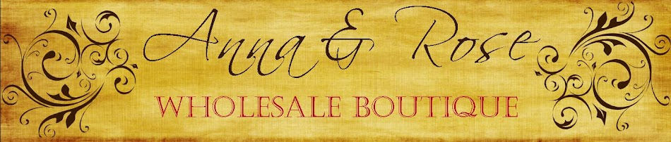 Anna & Rose Wholesale Boutique