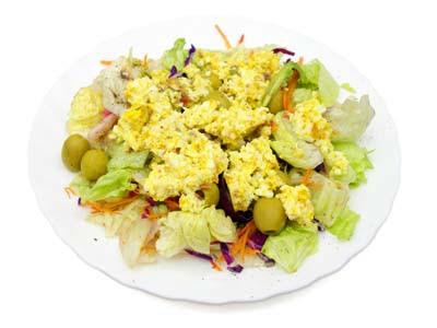 Ensalada de Huevos