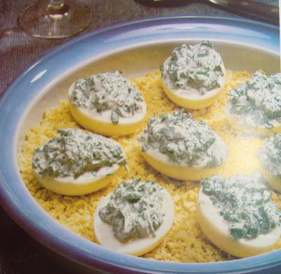 Huevos Con Berros