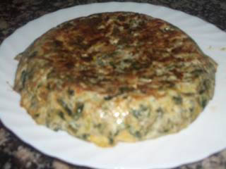 Tortilla Vegetariana