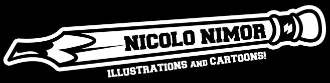 NICOLO NIMOR | ILLUSTRATIONS and CARTOONS!