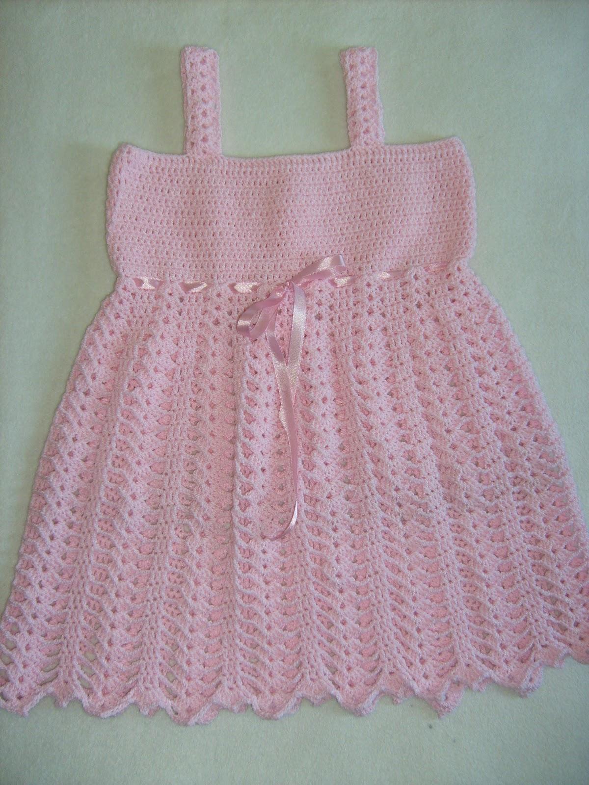 """Tejer: """"El arte de crear con tus manos"""".: Solera a Crochet para Niña ..."""