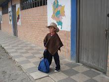 Estudiante de la Laja