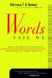 words fail me Book Chat: Books about writing, mental illness and conversion