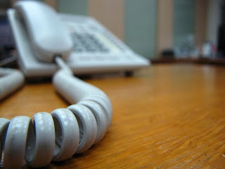 phone Prank calls and the power of humility