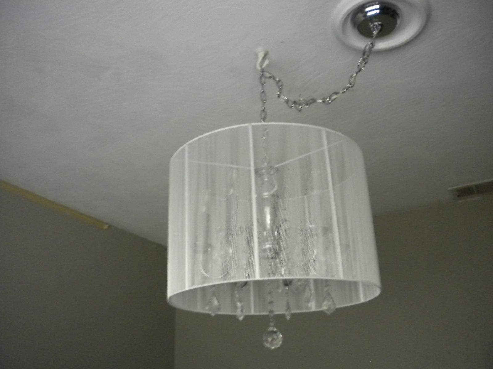 We found our chandelier on Overstock com a few months back  I ve been  waiting to buy it ever since  A few weeks ago  Overstock com emailed me a    25 00 off. Mood Lighting   New Bedroom Light     Home Depot Center