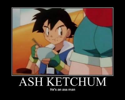 Ass or tits? - Page 5 Ash+ketchum+ass+man
