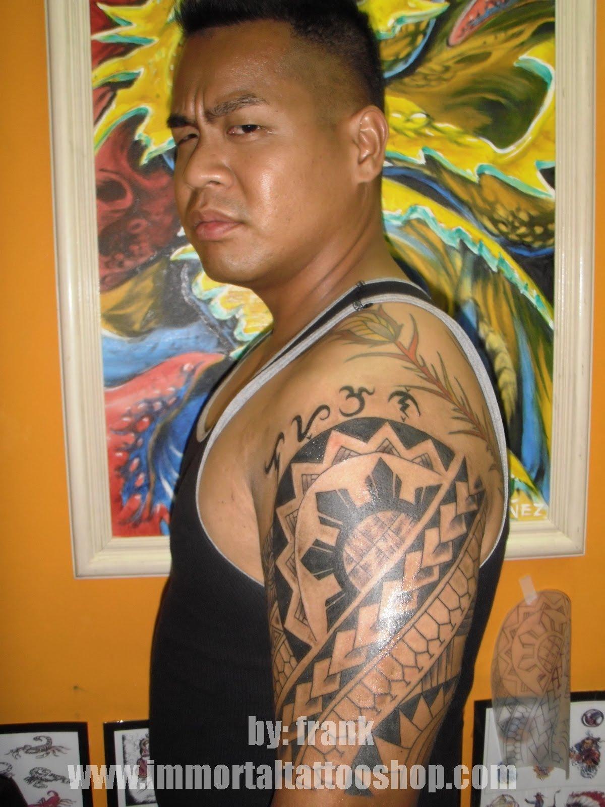 immortal tattoo manila philippines by frank ibanez jr filipino hawaiian get tattoo in immortal. Black Bedroom Furniture Sets. Home Design Ideas