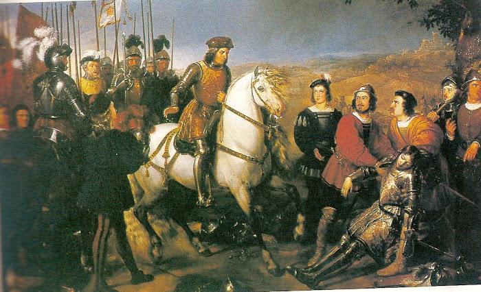 Batalla de Ceriñola.