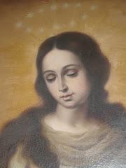 Bellísima Inmaculada andaluza.