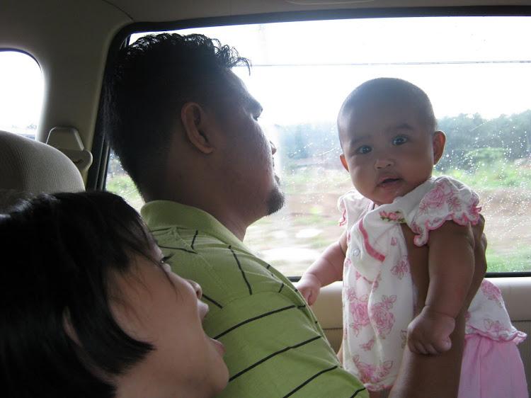 Raya 2009; 5 months