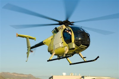 Unmanned Little Bird helicopter (photo : Defence Talk)