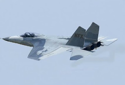 Pesawat Tempur KFX - 7 Pesawat Buatan Indonesia Komersial dan Tempur - www.iniunik.web.id