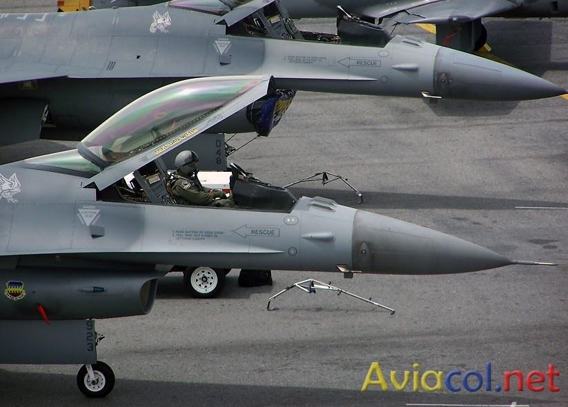 DEFENSE STUDIES ...F 16 Colombie