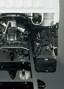 TankI diesel 70L