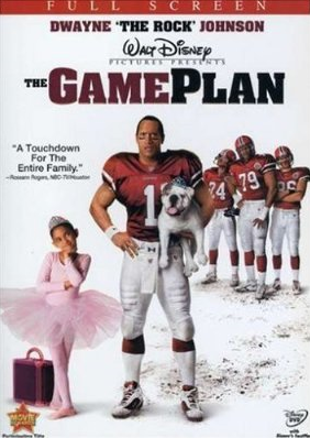 The Game Plan is a Family Comedy in which an NFL quarterback living the ...
