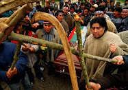 funeral mapuche