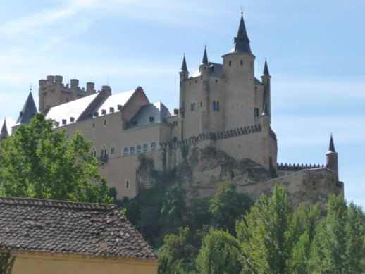 King Ferdinand And Queen Isabella Castle The castle of queen isabellaKing Ferdinand And Queen Isabella Castle