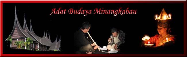 Adat Budaya Minangkabau