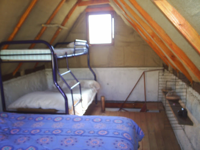 Refugio de Montaña Alcohuaz