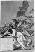 Goya-il sonno della ragione genera mostri