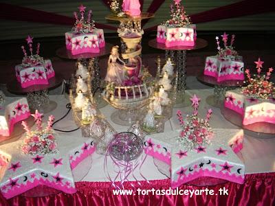 torta 15 años estrellas loca lima peru foto 4