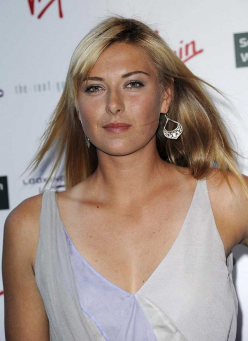 maria sharapova hottest pictures. Maria Sharapova Dating