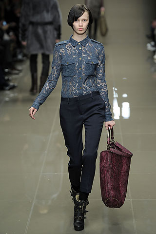 Fall 10 tendencies – Mimimal chic and masculine looks | Irina ...