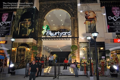 The Courtyard Grand Launch, Globe Asiatique, Balibago, Angeles city Pampanga, Hosted by Tim Yap and Phoemela Baranda, The Mansion, Party, Club, Gimik, Bar and Restaurant Hub