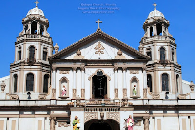 Jaypee David Photography, enjayneer, JAYtography, Nikon D3000 DSLR camera, Quiapo Church, Manila