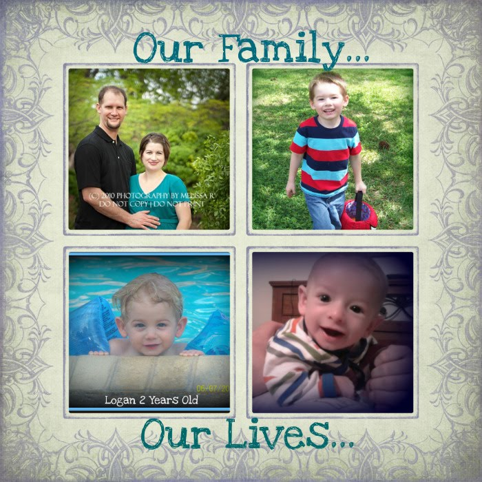 Our Family, Our Lives