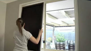 custom blackout blinds