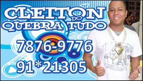 CLEITON - QUEBRA TUDO