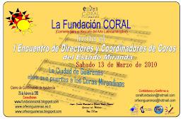 I Encuentro de Directores de coros del Estado Miranda -Venezuela