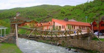 Kaplıca Kür Oteli/Bin-Kap Kaplıcası
