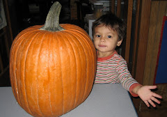 What a BIG Pumpkin