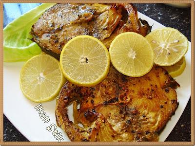tulis oleh Chef hanieliza. dalam blog beliau pun ada juga resepi nie