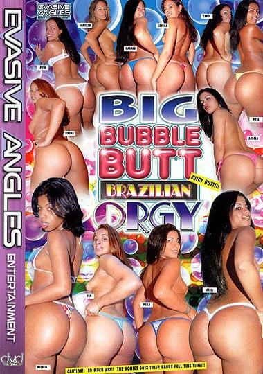 Big Butt Orgy 86