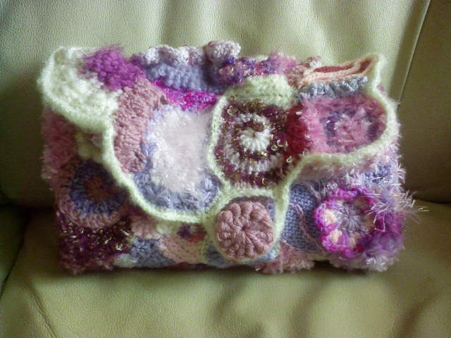 FreeForm Clutch Bag