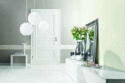 city info tapeten f r flur und diele. Black Bedroom Furniture Sets. Home Design Ideas