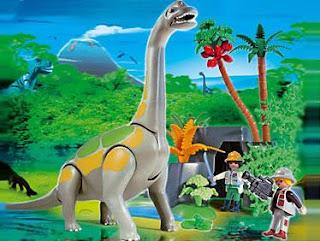 Tierra de dinosaurios clicks de playmobil con dinosaurios for Playmobil dinosaurios
