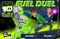 Ben 10 Fuel Duel