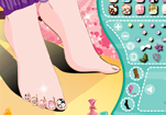 Lepa stopala