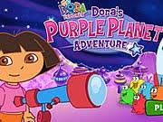 Dora purple planete